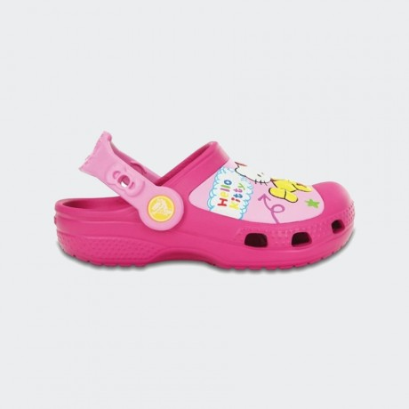 Crocs - CC Hello kitty Plane clog