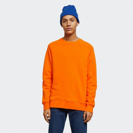 Weekday - Paris Sweatshirt Orange