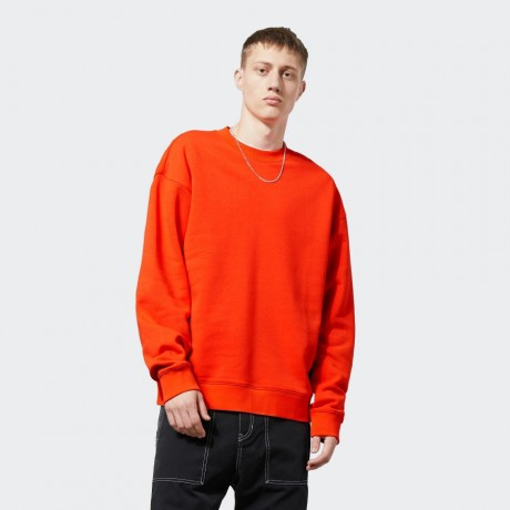 Weekday - Big Steve Sweatshirt Orange