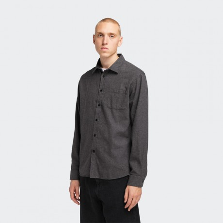 EDWIN - Don Shirt LS Anthracite
