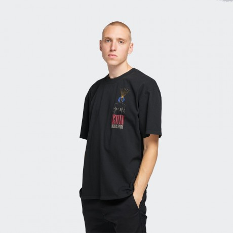 EDWIN - Hazy Dreams II T-Shirt Black