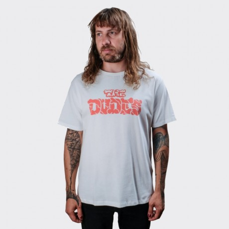 The Dudes - Crackhead T-shirt White