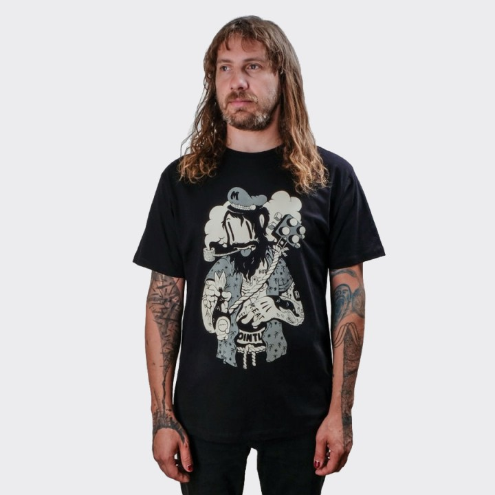 The Dudes - El Capitan T-shirt Black