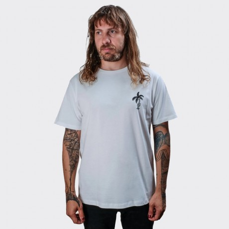 The Dudes - Greenhouse T-shirt White