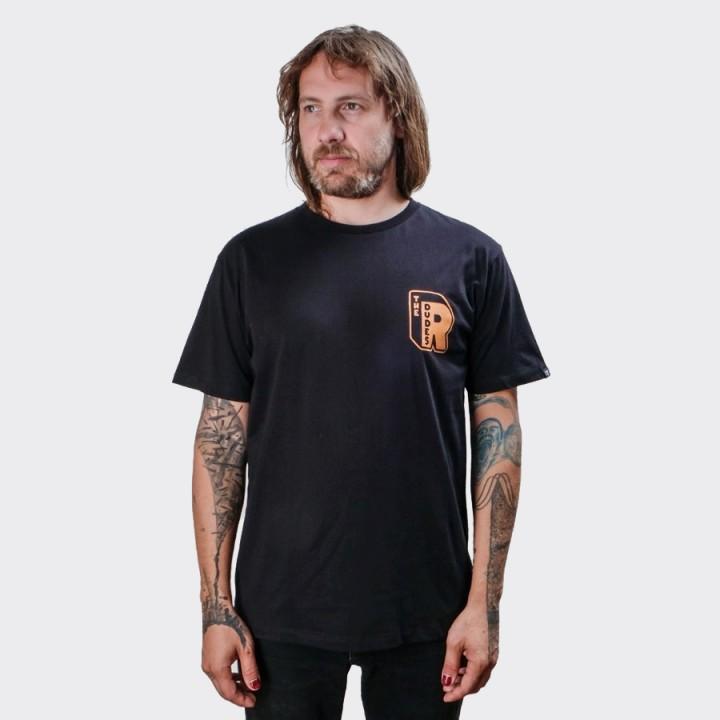 The Dudes - Hey You T-shirt Black