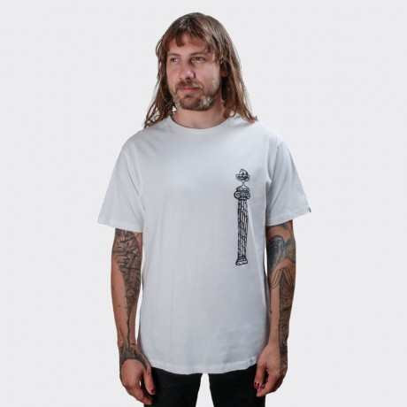 The Dudes - Oh No T-shirt White
