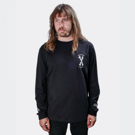 The Dudes - Reckless Longsleeve T-shirt Black