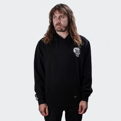 The Dudes - Bright Day Hoodie Black