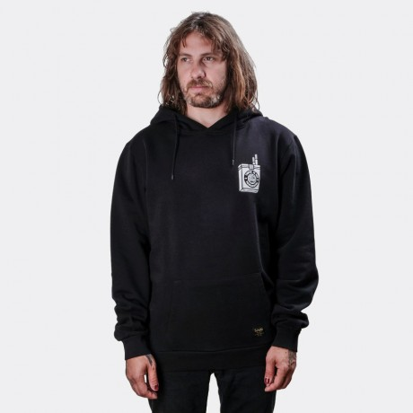 The Dudes - Too Short Smokes Hoodie Black