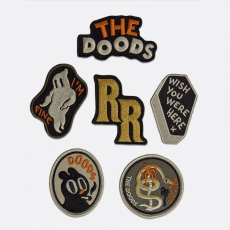 The Dudes - RR Patches