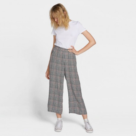 Volcom - FAD FRIEND PANTS BLACK PLAID