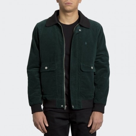 Volcom - DOMJOHN JACKET EVERGREEN