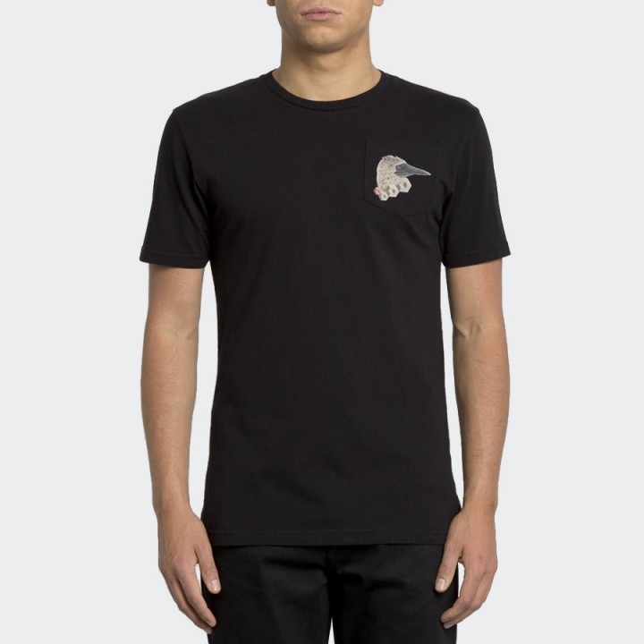 Volcom - GIVEBACK T-SHIRT BLACK
