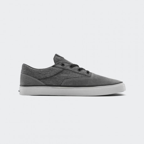 Volcom - DRAW LO SUEDE SHOES GREY