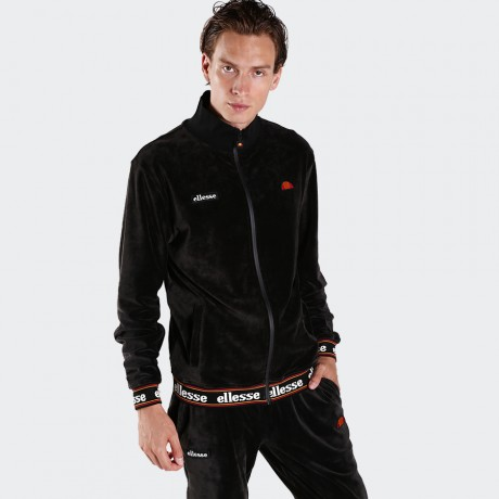 Ellesse - Cascina Track Top Black
