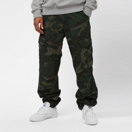 Carhartt - Regular Cargo Pant Camo Night Combat Green