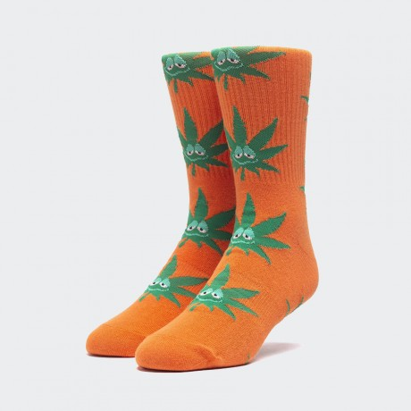 HUF - GREEN BUDDY SOCK RUSOR