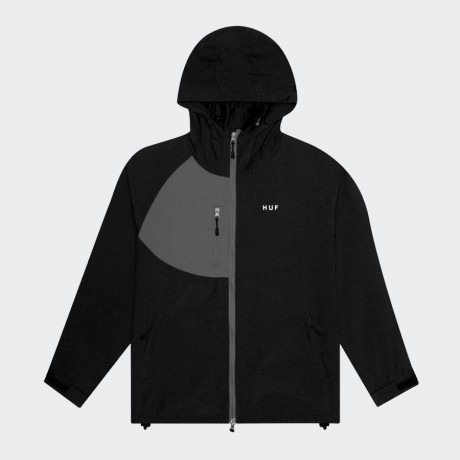 HUF - STANDARD 2 SHELL JACKET BLACK