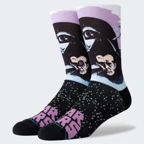 STANCE - DARTH VADER PURPLE
