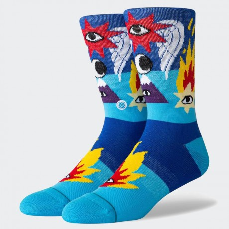 STANCE - CAVOLO SHOOTING STAR BLUE