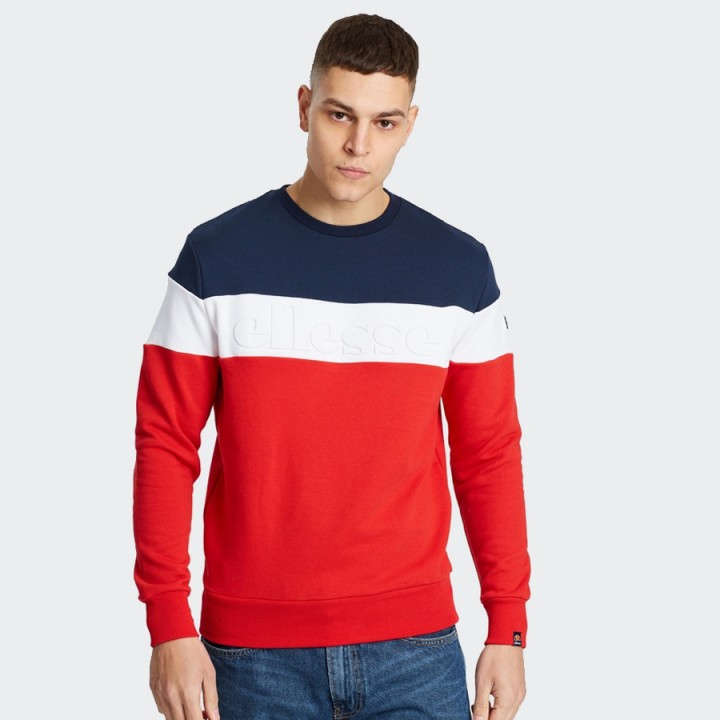 Ellesse - Torre Sweat Red