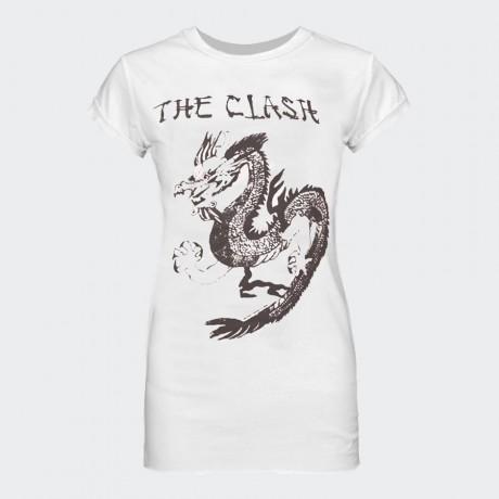 Amplified - Clash Dragon T-shirt