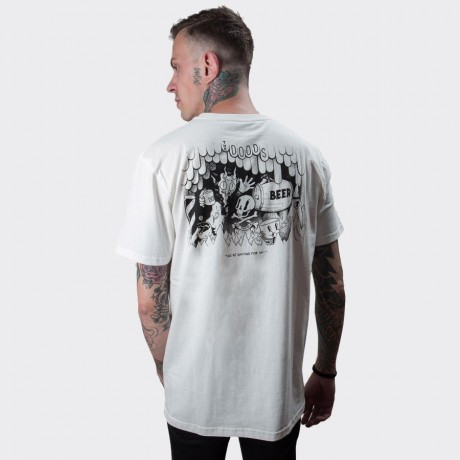 The Dudes - Helles T-shirt White