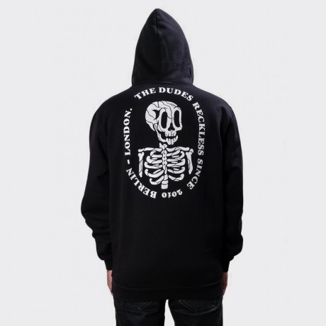 The Dudes - Reckless Hoodie Black