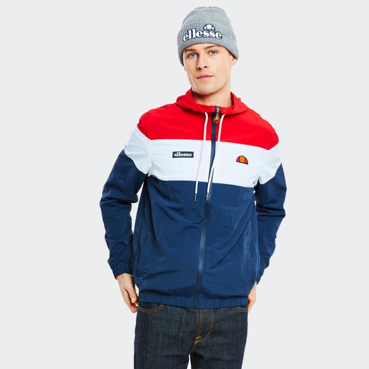Ellesse - Mattar Full Zip Track Jacket Navy