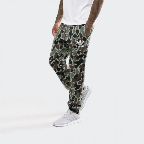 adidas originals - Camouflage Track Pants