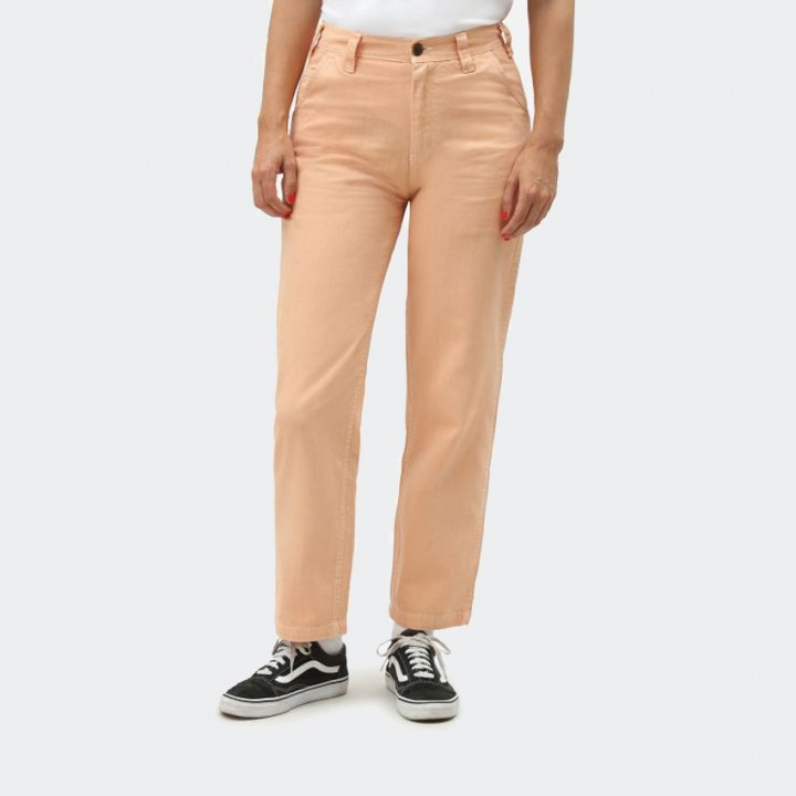 Dickies - Lilburn Tapered Carpenter Pants Peach