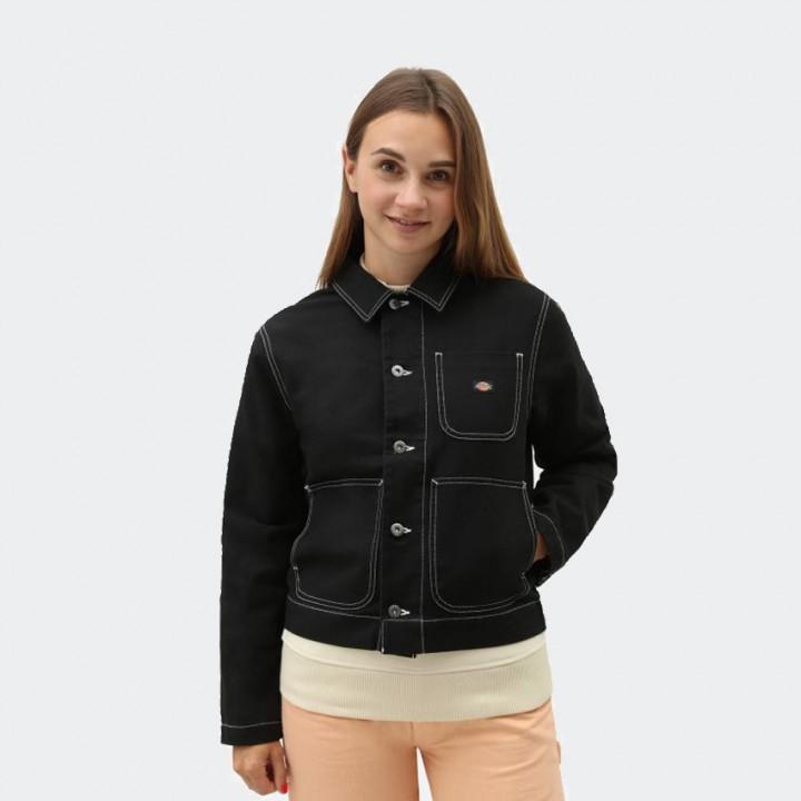 Dickies - Toccoa Unlined Chore Jacket Black