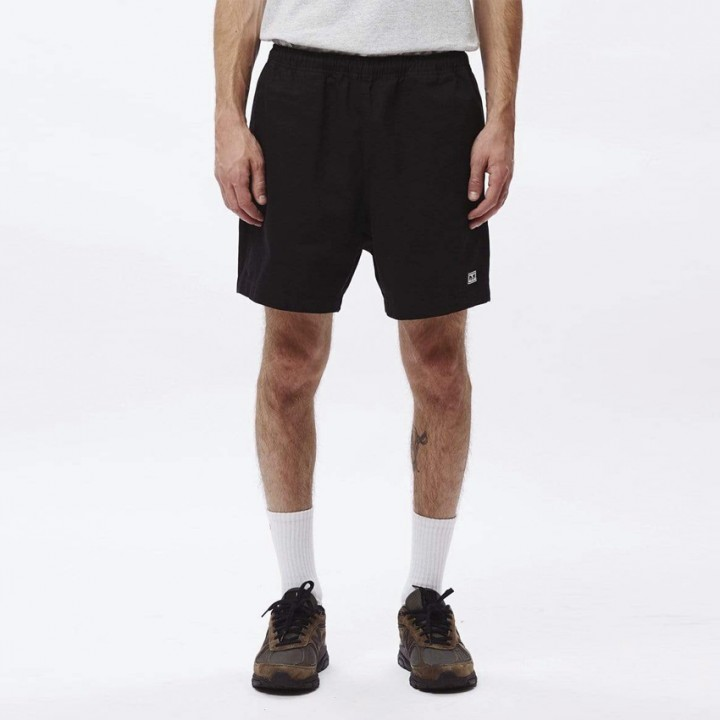 OBEY - EASY RELAXED SHORT BLACK