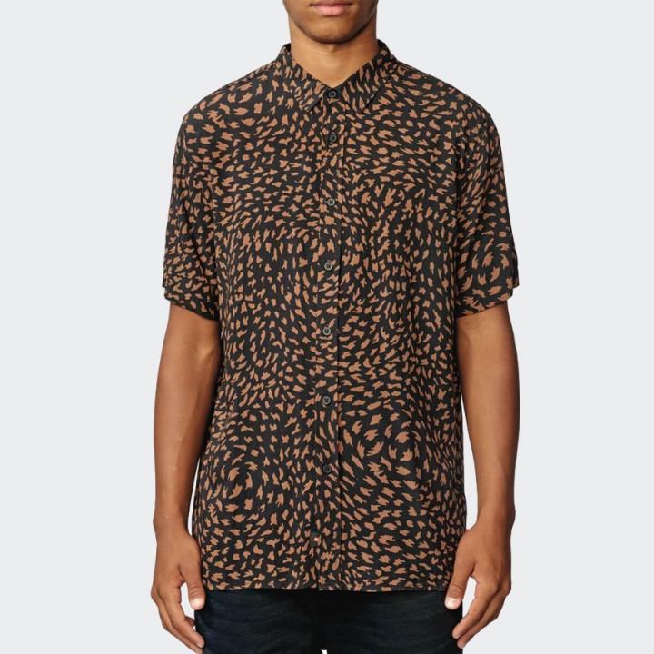 GLOBE - Wild Life SS Shirt Bronze