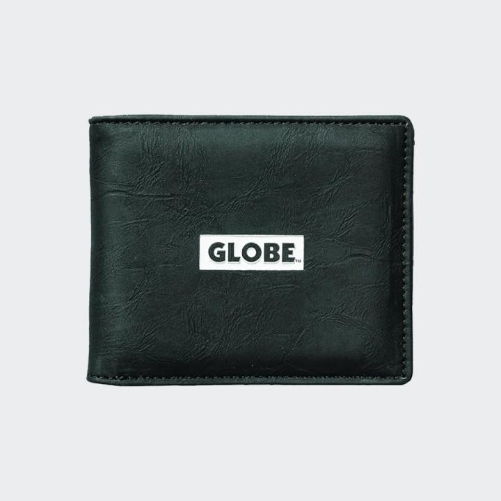 GLOBE - Corroded II Wallet Black