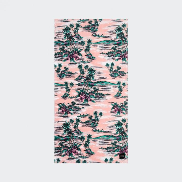 Slowtide - Outrigger Beach Towel