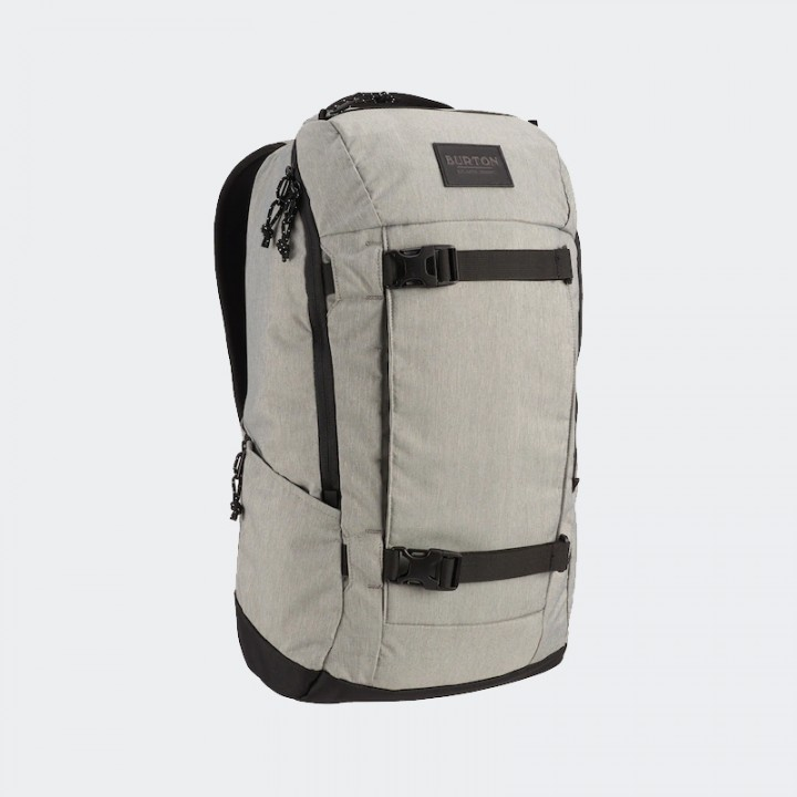 Burton - Kilo 2.0 27L Backpack Grey Heather