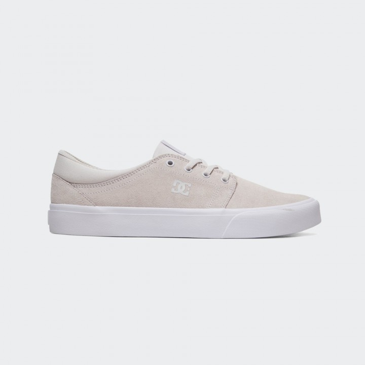 DC - TRASE SD SHOES LIGHT GREY