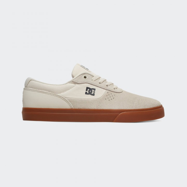 DC - SWITCH SHOES WHITE