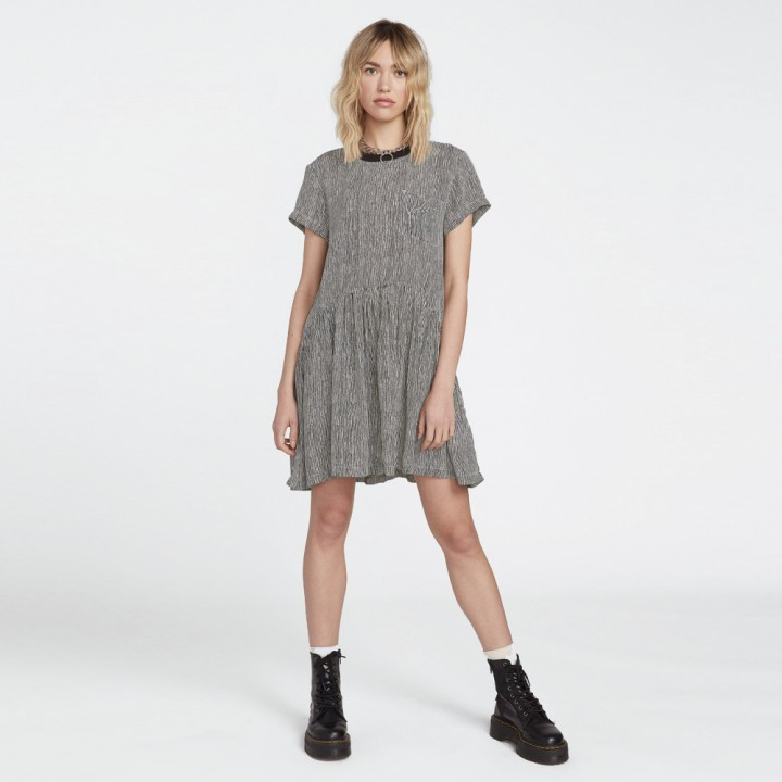 Volcom - NEWDLES DRESS STRIPE