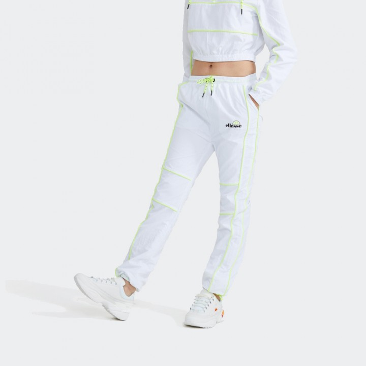 Ellesse x Smiley - Della Track Pants White