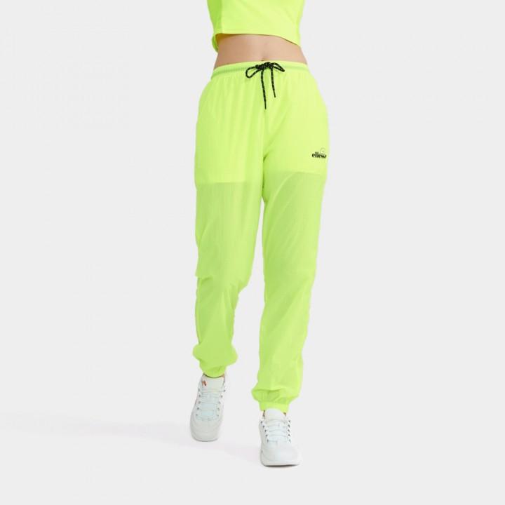 Ellesse x Smiley - La Quintana Track Pants Neon Yellow