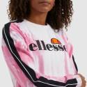 Ellesse - Veneziana Sweatshirt White/Pink