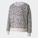 Puma - Classic Women's AOP Crewneck Sweatshirt