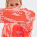 NICCE - Mime Sweat Dress Peach/Coral