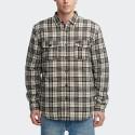GLOBE - Camden II LS Shirt Cashew