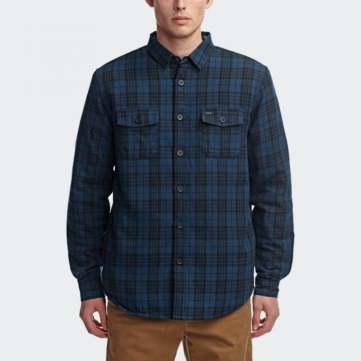 GLOBE - Camden II LS Shirt Ink