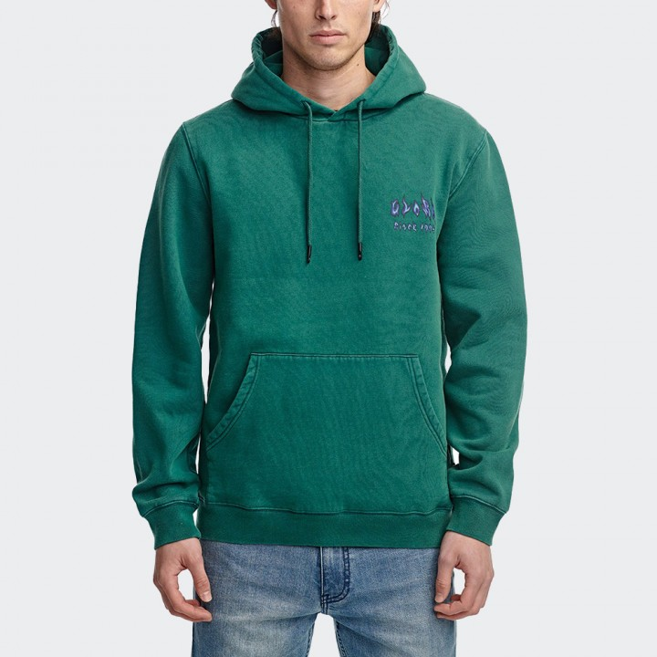 GLOBE - Scorched Hoodie Sea Spray