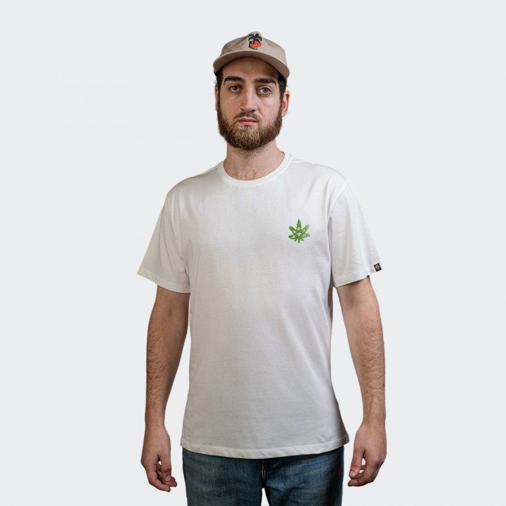 The Dudes - Medic Tee Off White