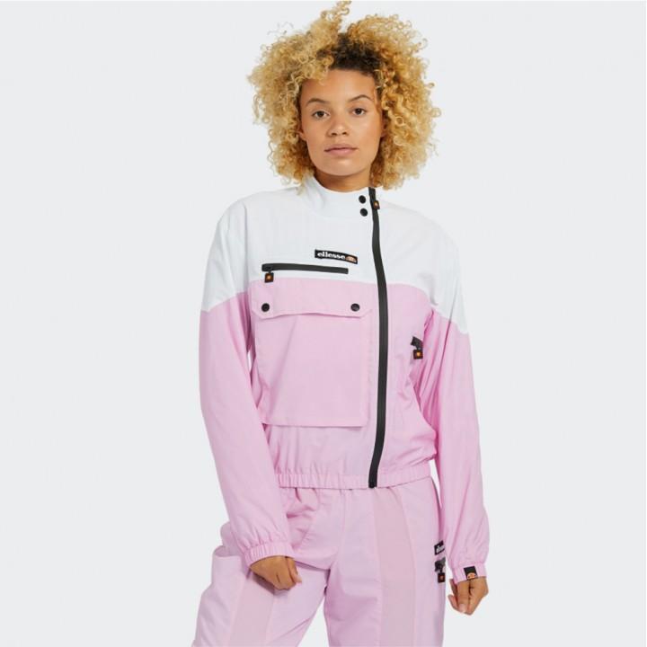 Ellesse - Mydos Track Top Pink